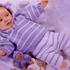 Сиреневый комплект для малыша