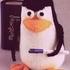 Пингвин спицами